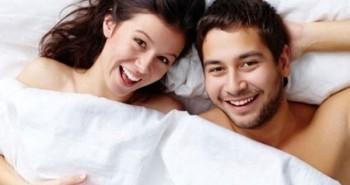 Hãy mở mắt và cười đùa khi sex