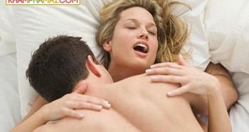 Sex khi cả hai thật sự có nhu cầu, cuốn hút nhau sẽ hạnh phúc và... giàu có hơn