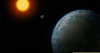 """Phát hiện hai """"siêu Trái Đất"""" nằm trong vùng ở được"""
