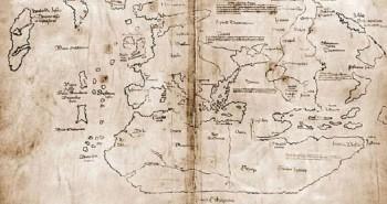 """Tấm bản đồ lừa cả thế giới của gã """"đại bịp"""" thế kỷ 20"""