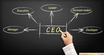 CEO là gì? Ý nghĩa CEO bạn chưa biết