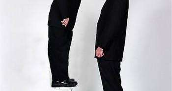 Khoa học chứng minh: Đàn ông thấp bé hung dữ và bạo lực hơn đàn ông cao lớn