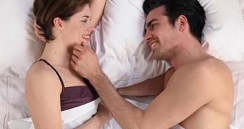 Dấu hiệu chứng tỏ chồng đang thèm... sex