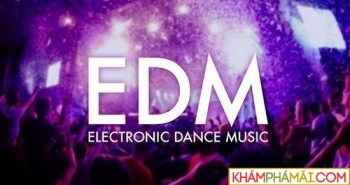 EDM là gì? Vậy dòng nhạc EDM là gì?