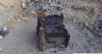 Phát hiện giếng gỗ gần 7.300 năm tuổi
