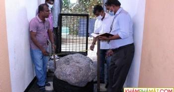 Vô tình tìm thấy đá quý 100 triệu USD khi đào giếng ở Sri Lanka