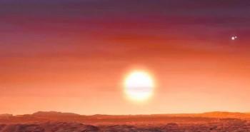 Các nhà thiên văn khám phá ra ngoại hành tinh nóng gấp 3 lần Mặt trời