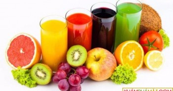Nước ép trái cây không tốt hoàn toàn, thậm chí có thể thể dẫn tới chết sớm
