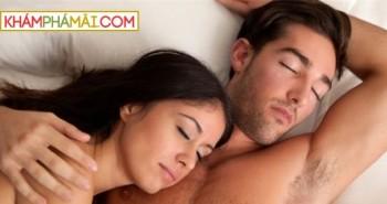 Cách ngủ giúp chuyện chăn gối mặn nồng