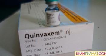 Việt Nam ngưng sử dụng vắc xin 5 trong 1 Quinvaxem