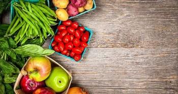 """Cách khoa học """"tăng tuổi thọ"""" cho rau quả tươi"""