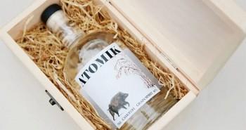 Chai rượu vodka đầu tiên trên thế giới được sản xuất bởi ngũ cốc trồng ở Chernobyl