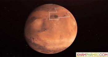 Các hang động cổ xưa trên sao Hỏa có thể tồn tại sự sống