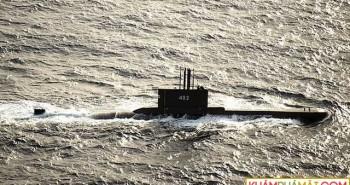 Vì sao tàu ngầm có thể lặn xuống, nổi lên?