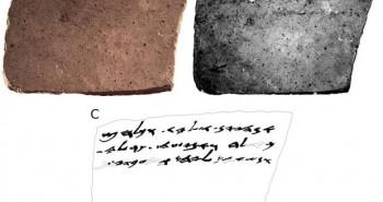 """Giới khoa học mất 50 năm để giải mã nội dung bức thư 2600 năm tuổi chuẩn """"trẩu tre"""" của anh lính trẻ"""