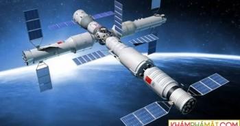 """Trạm vũ trụ Thiên Cung 2 vào lại khí quyển, bị """"phá hủy có kiểm soát"""""""