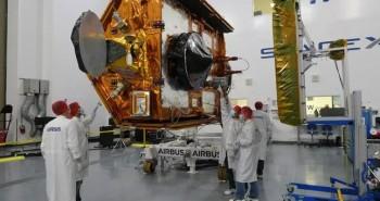 NASA phóng vệ tinh theo dõi mực nước biển dâng