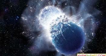 Vụ va chạm sao neutron cách Trái đất 520 triệu năm ánh sáng