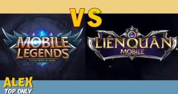 Hướng Dẫn Nhận GiftCode Mobile Legends Tân Thủ Và So Sánh Mobile Legends với Liên Quân Mobile? Game nào đáng chơi hơn?